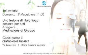 Lezione di Hata Yoga